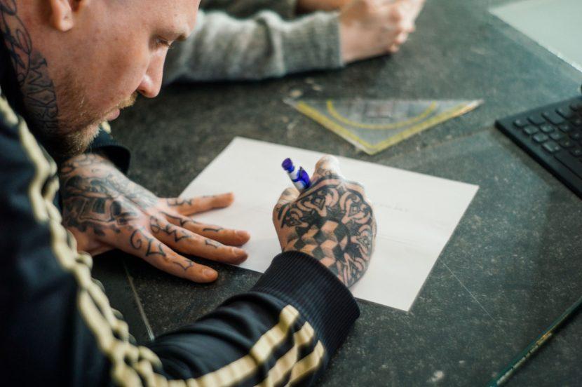 Tatuajes de Cubos