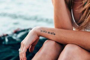 Tatuajes de Número