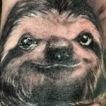 Tatuajes de osos perezosos