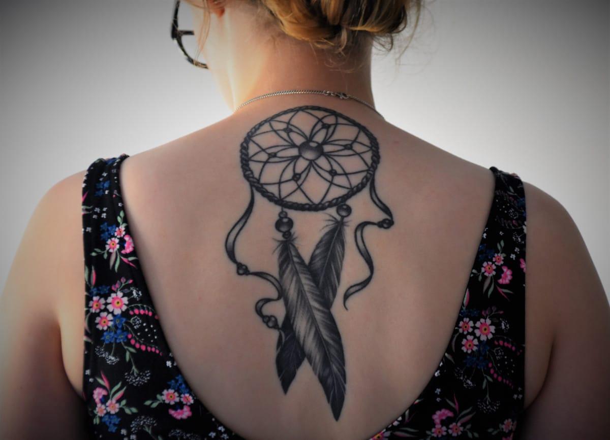 Tatuajes de Atrapasueño