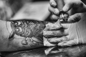 Dolor en los Tatuajes