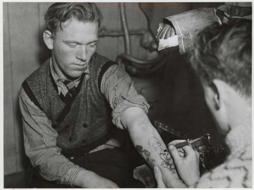 Primeros Tatuajes Clientes