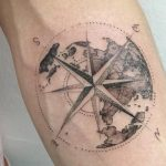Tatuajes de brújulas