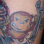 Tatuajes de llaves inglesas