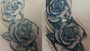 Arreglos de tatuajes