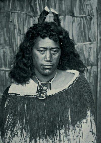Ta Moko Maorí
