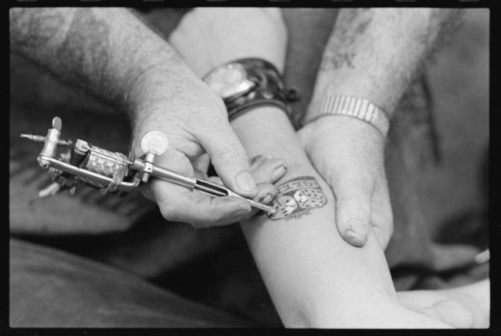 Tatuajes de Dado