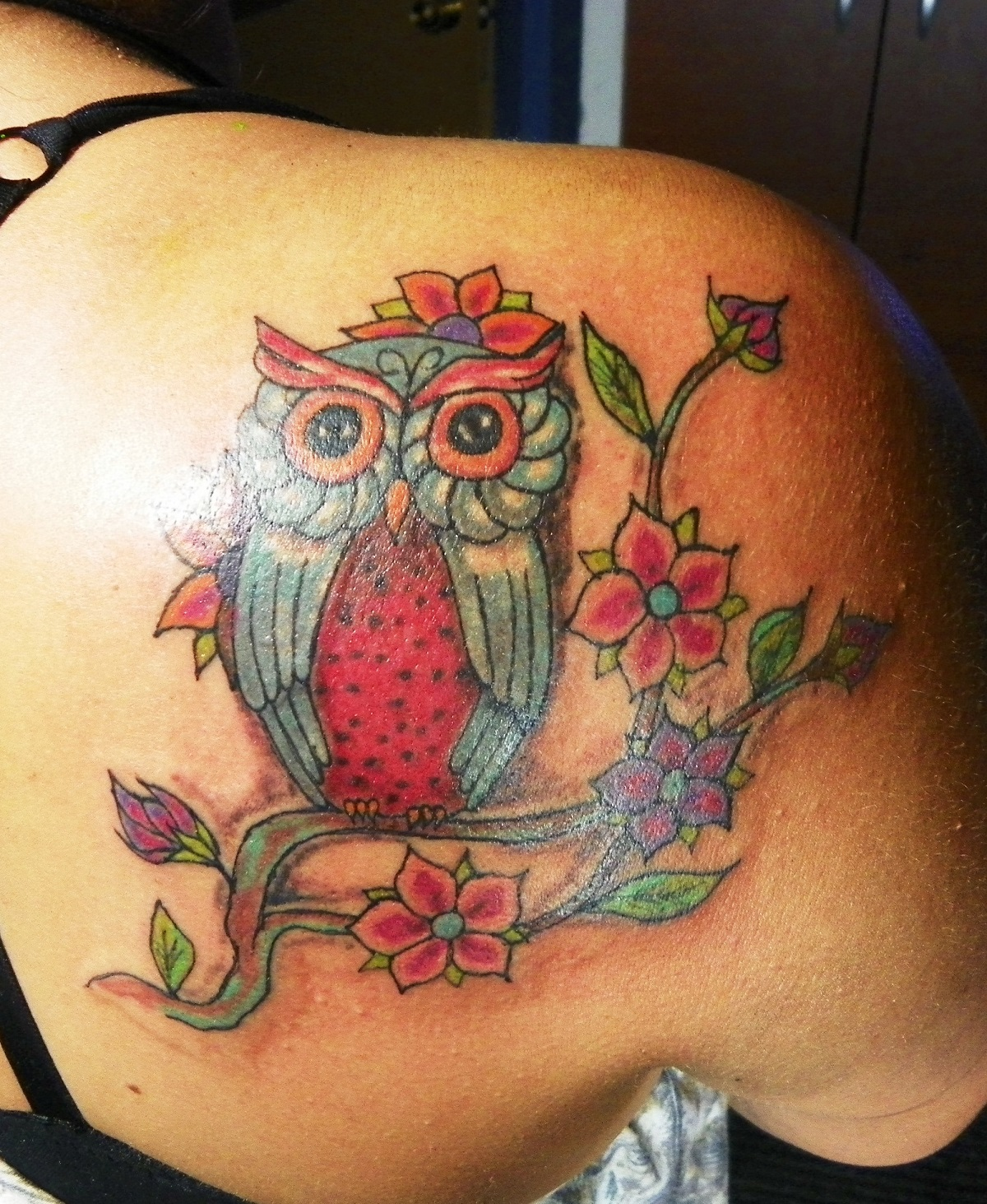 tatuajes en color