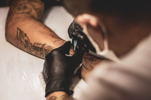 Curación de un Tatuaje