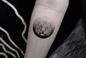 Tatuaje Circular