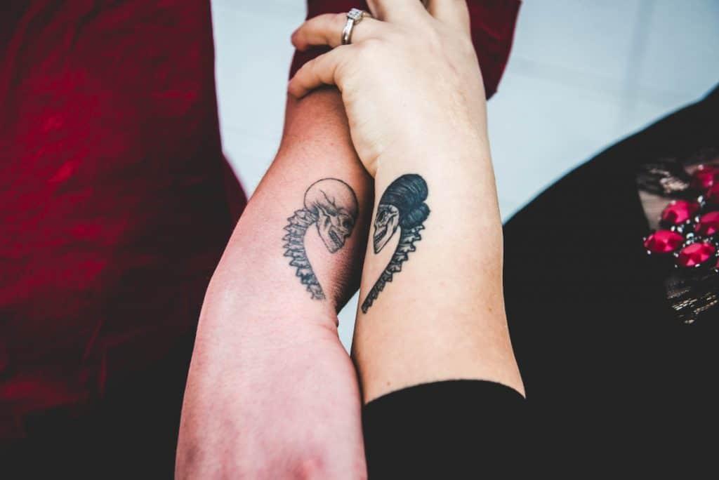 Tatuajes con Calavera