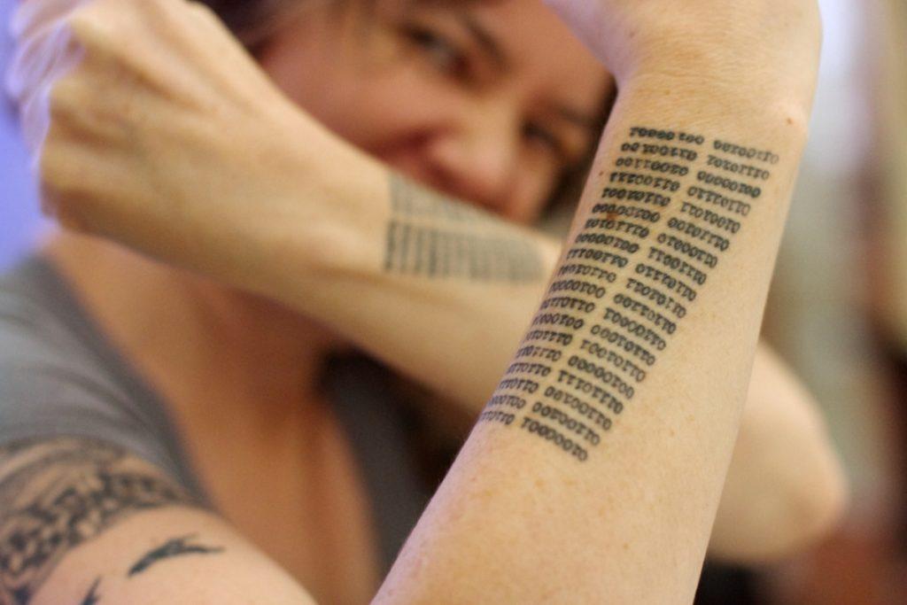 Tatuajes con Números