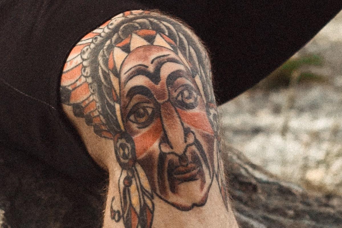 Tatuaje de Indios