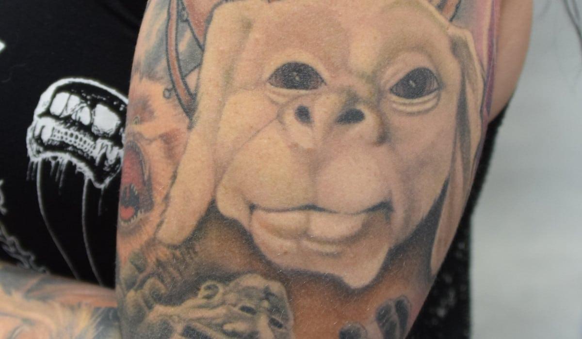 Tatuajes de Película