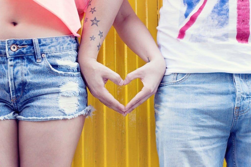 Tatuajes Estrellas Pequeñas Brazos