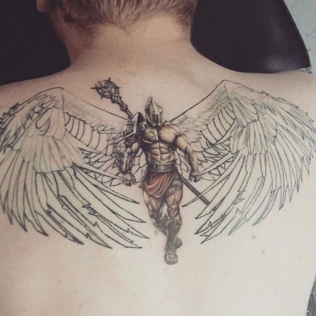 Tatuajes San Miguel Arcángel Guerrero