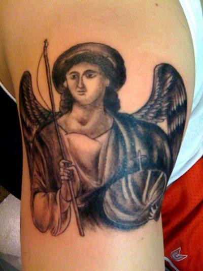 Tatuajes San Miguel Arcángel Medieval
