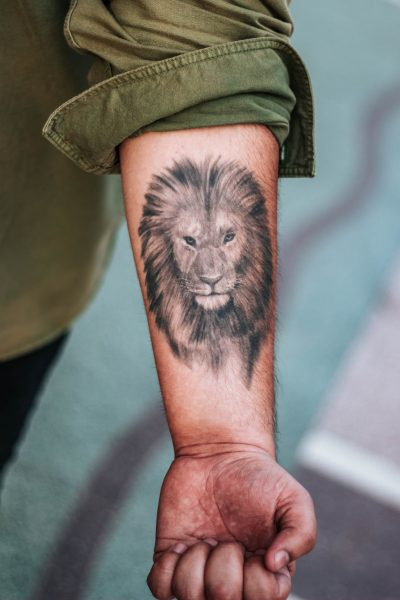 Tatuaje con Animales Realista