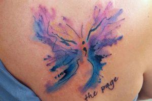 Tatuaje con Punto y Coma