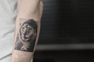 Tatuajes con Leones