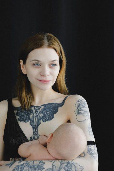 Tatuajes de Animales en el Pecho Calavera