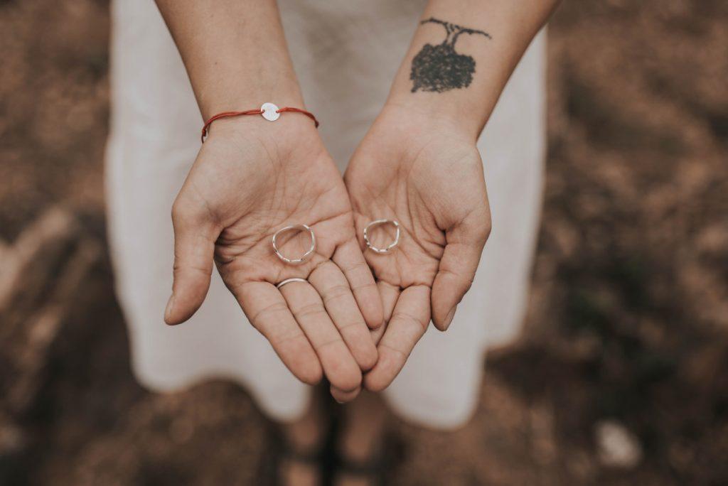 Tatuajes de Árboles en el Brazo Muñeca