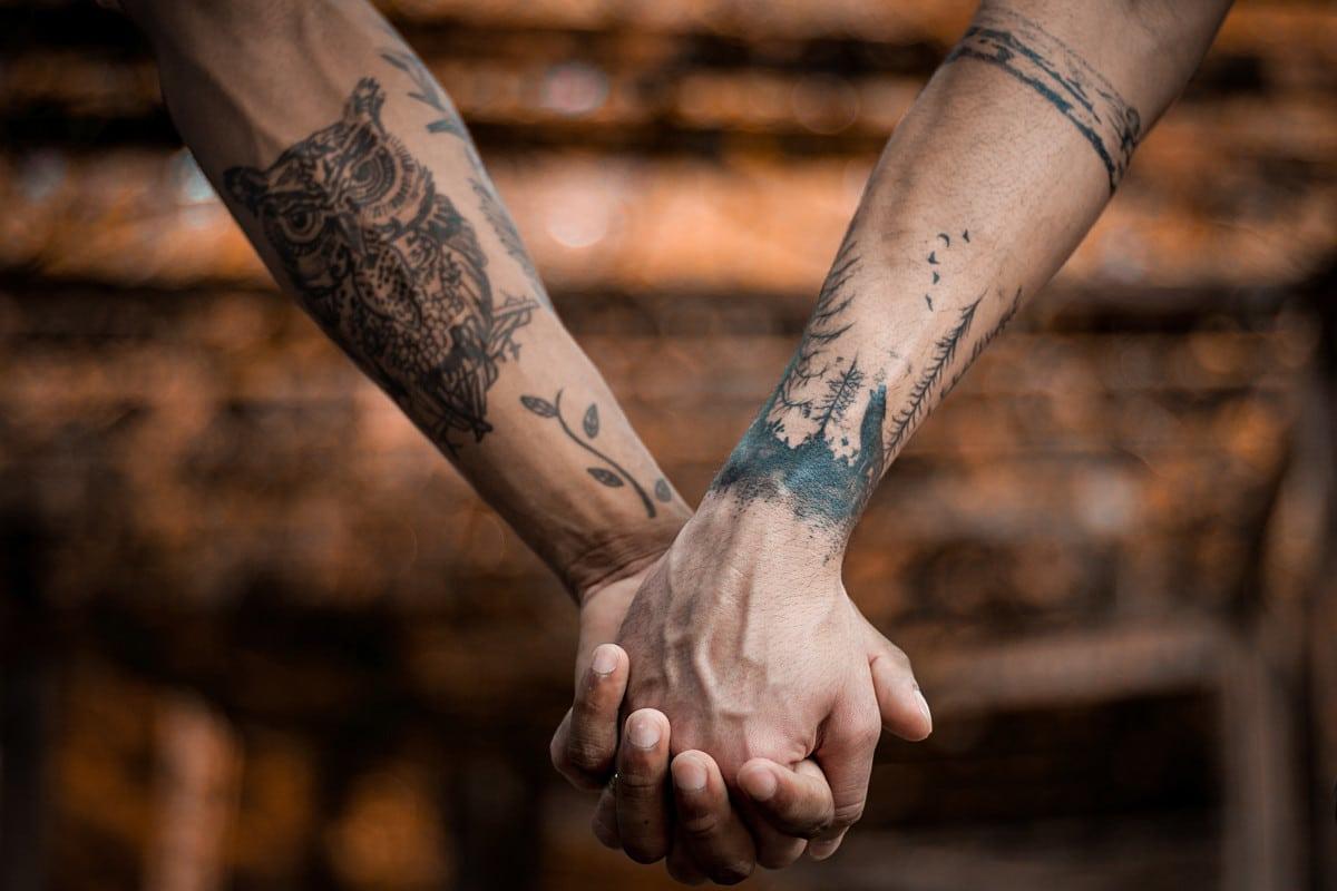 Tatuajes de Pájaros en el Brazo