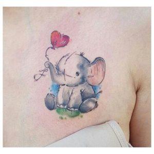 Tatuajes Infantiles
