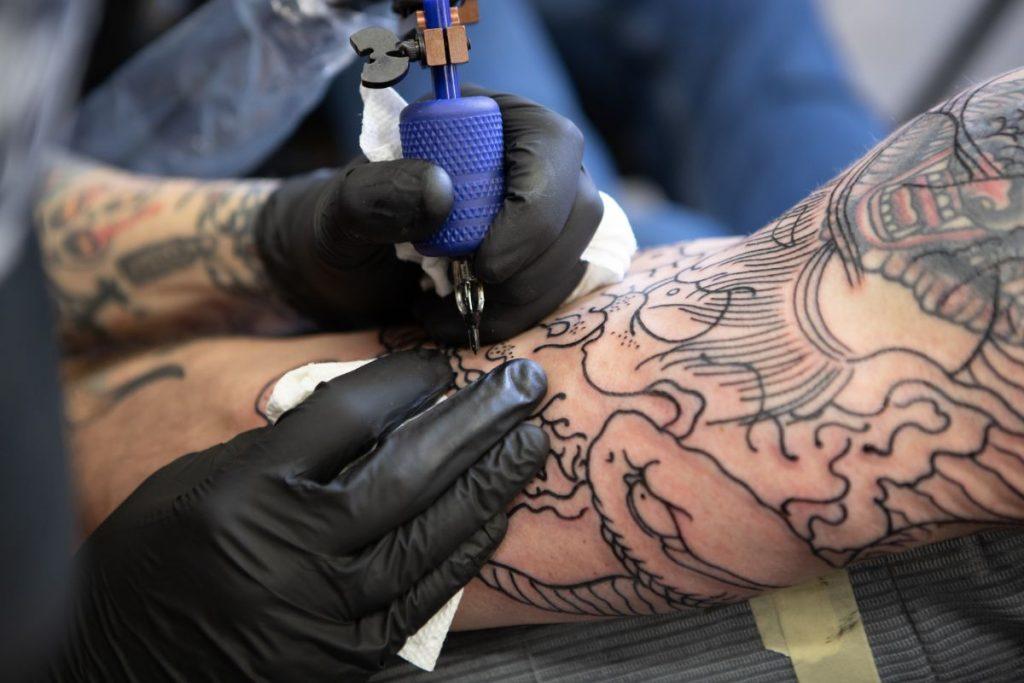 Quitar Tatuajes Dragón
