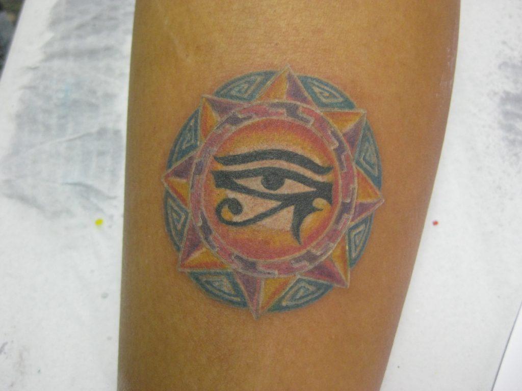 Simbología Egipcia Horus