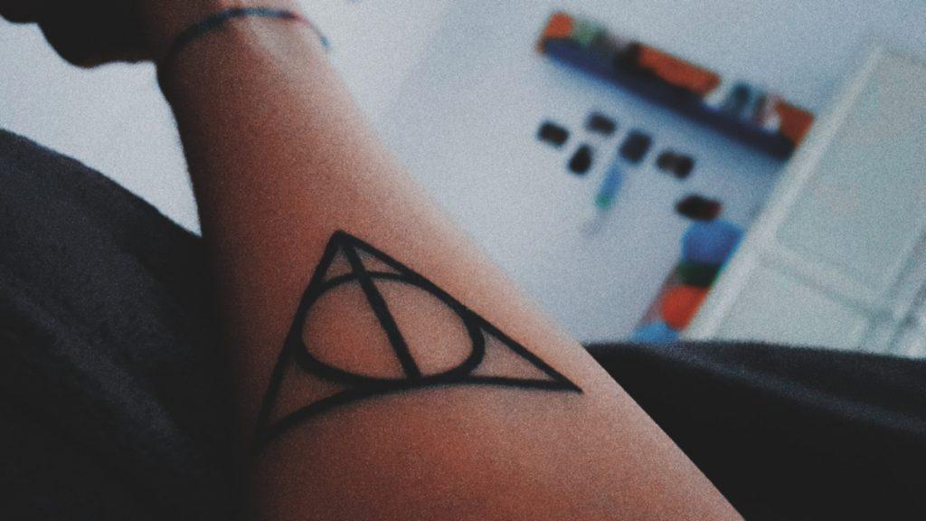 Símbolos Harry Potter