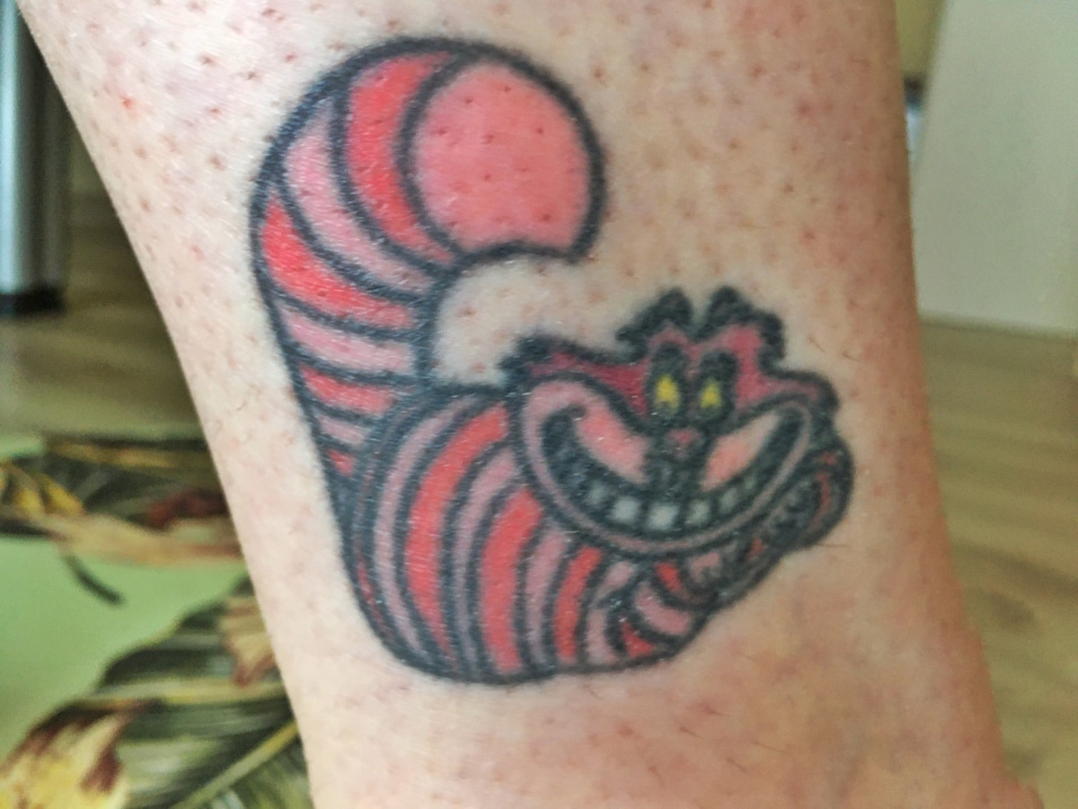 Tatuajes de Disney