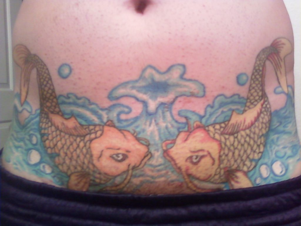 Tatuajes de Piscis