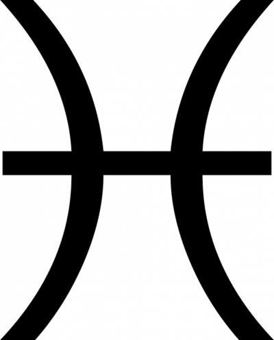 Tatuajes de Piscis Símbolo