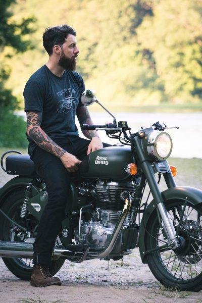 Tatuajes Moteros Moto