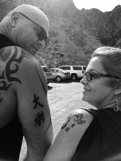 Tatuajes para Hermanos Dos