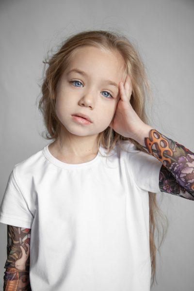 Tatuajes para Niños Manga