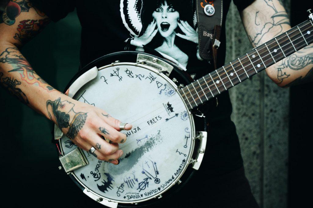 Tatuajes Tradicionales Banjo