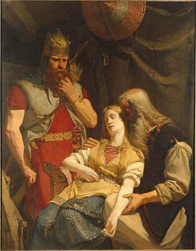 Tatuajes Vikingos Orvar
