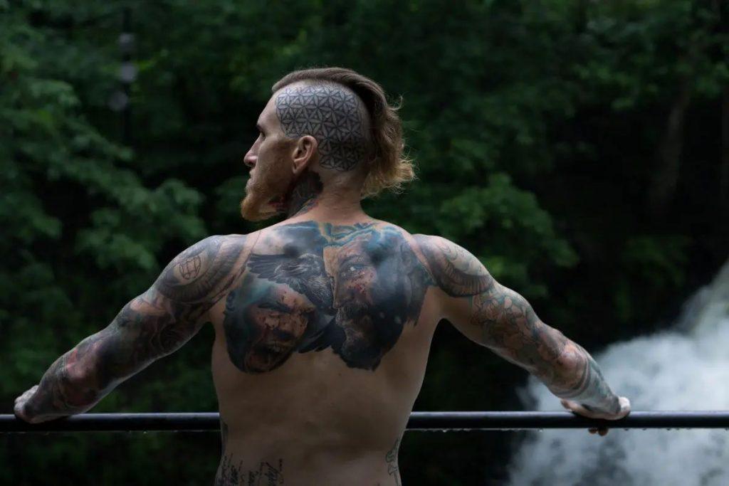 Tatuajes Vikingos Ragnar