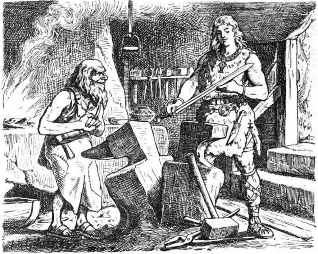 Tatuajes Vikingos Sigurd