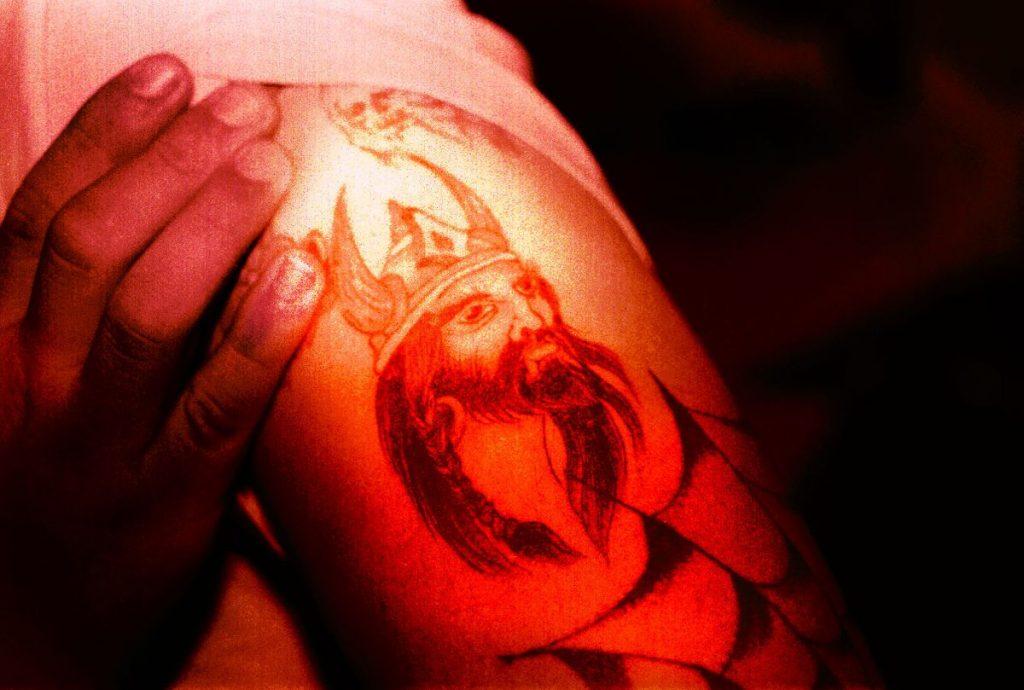 Tatuajes Vikingos Sombrero