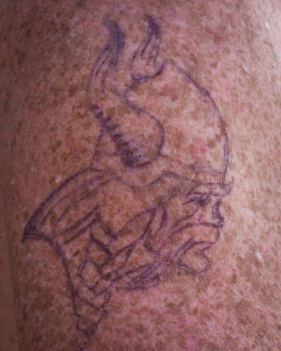 Tatuajes Vikingos Trenza