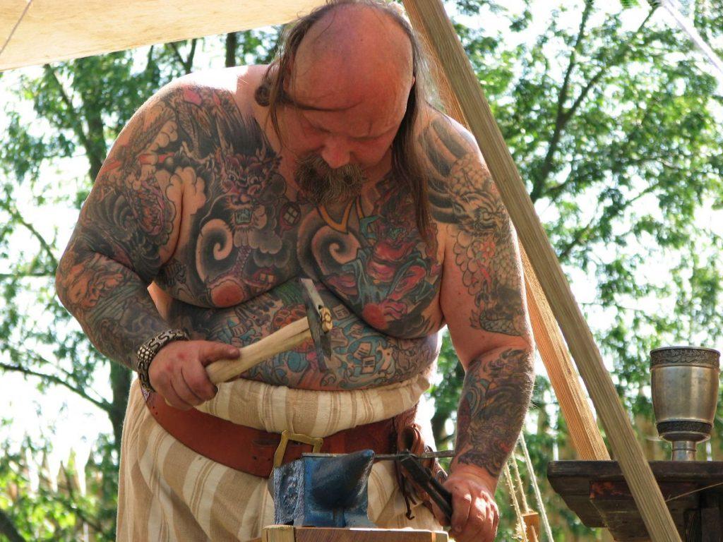 Tatuajes Vikingos Vikingo