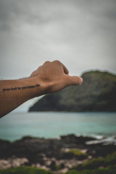 Tipografia para Tatuajes Máquina