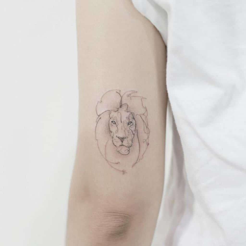Símbolo de Leo