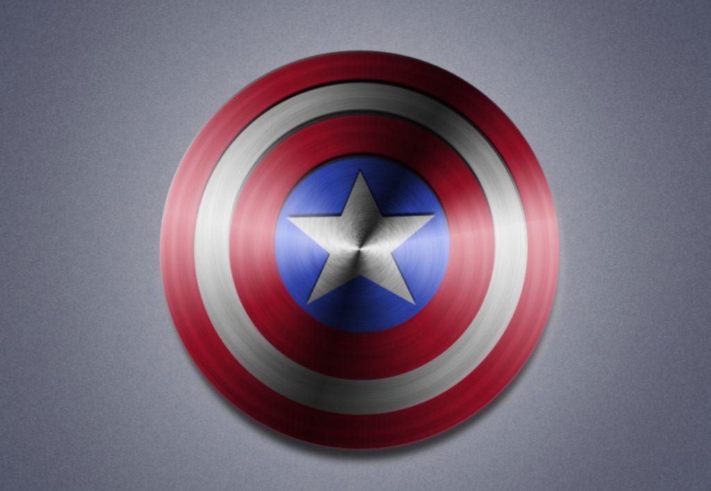 Tatuaje Capitán América