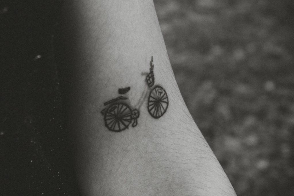 Tatuajes de Ciclismo Ciudad