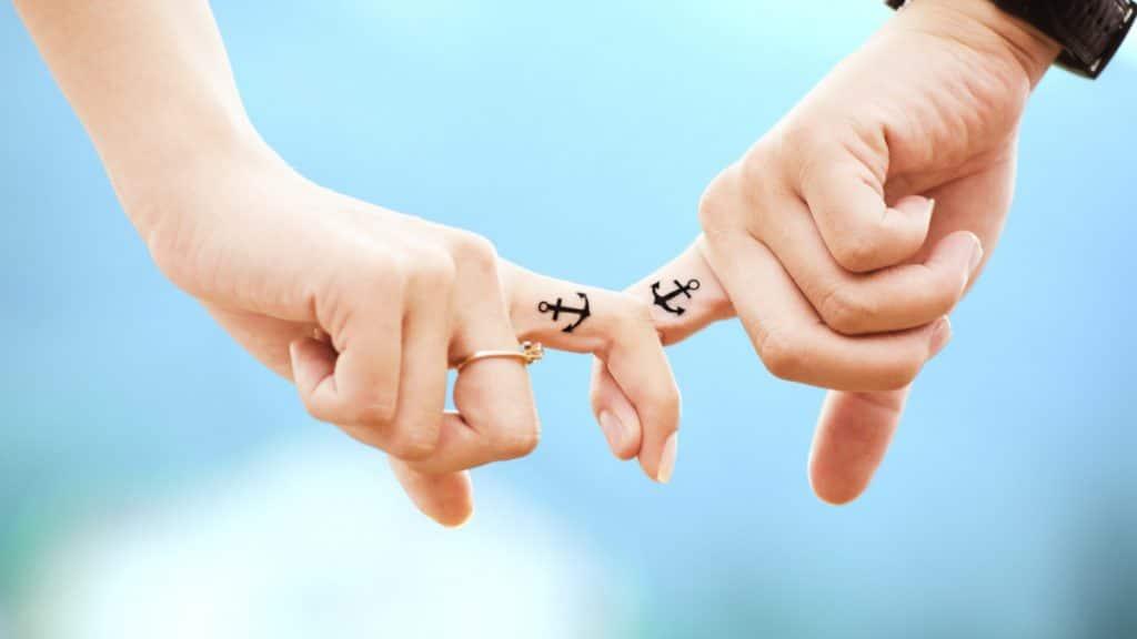 Tatuajes de Novios