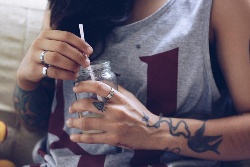 Tatuajes de Novios Anillo